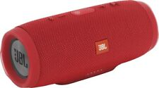 JBL Charge 3 Portable Splashproof Bluetooth Speaker - Red JBLCHARGE3REDAM
