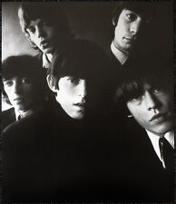 THE ROLLING STONES POSTER PAGE OUT OF OUR HEADS COVER SHOOT WITH BRIAN JONES Y9