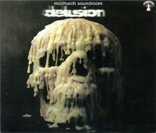 mcchurch soundroom - delusion  ( 1971 ) digipak CD