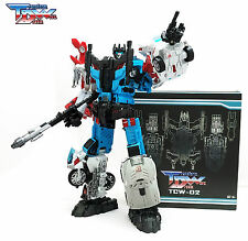 Transform Dream Wave TCW-02 Upgrade kit for IDW Defensor,In stock!