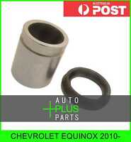 Fits CHEVROLET EQUINOX 2010- - Brake Caliper Cylinder Piston Kit (Rear) Brakes
