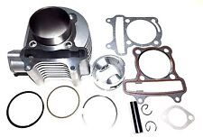 YERF DOG SPIDERBOX GX150 150CC GO KART ENGINE CYLINDER PISTON GASKET REBUILD KIT