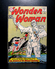 COMICS: DC: Wonder Woman #135 (1963), Wonder Family app - RARE