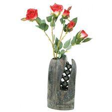 Fontaine + Vase Intégré Céramique Laos 30cm Ambiance Nature