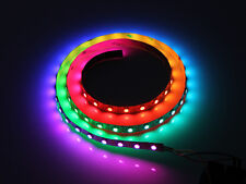 Striscia LED Strip 5 Metri 14,4 W a Metro RGB 60 LED 5050 IP68 per uso Esterno
