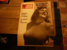 magazine hebdomadaire NUIT ET JOUR  n°142 1947