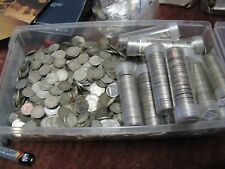 50 RANDOM OLD CANADIAN SILVER DIMES FROM THE LOT SHOWN
