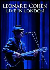 Leonard Cohen - Live In London (DVD, 2009, 2-Disc Set) Brand New* FREE SHIPPING!