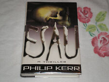 Esau by Philip Kerr   *Signed*