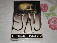Esau by Philip Kerr   *Signed*