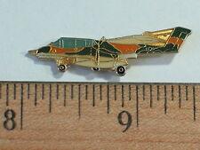 Vintage Bronco Camouflage Helicopter Vintage Pin Badge