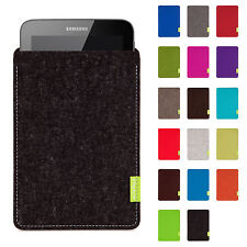 wildtech Funda para Samsung Galaxy Tab A 10.1 (2016) Estuche Protección fieltro