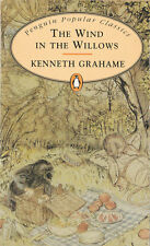 CHILDREN'S CLASSIC : THE WIND IN THE WILLOWS by Kenneth Grahame PB Penguin 1994
