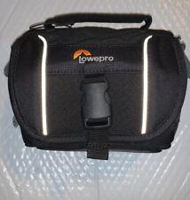 GENUINE Lowepro SH 110R II Adventura Carrying Bag-Black* Pls Read*