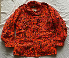 Smith & Wesson Orange Weather Jacket-Size XL