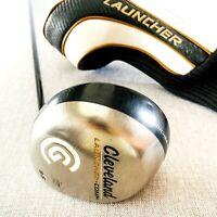 Cleveland Launcher Comp Driver. 9.5, Stiff - Very Good Condition # 9949
