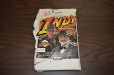 Indiana Jones and the Last Crusade LucasFilm Games 1989 Graphic Adventure