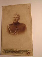 Dresden - Soldat in Uniform - Regiment Nr. 108 / CDV