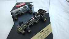 QUARTZO 1/43 4023 Lotus 72D DAVE WALKER British GP 1972