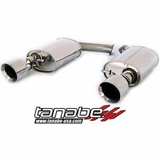 TANABE 1992-2000 LEXUS SC300 SC400 MEDALION TOURING AXLEBACK EXHAUST SYSTEM