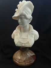 Bust Of A Victorian Lady