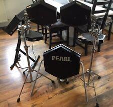 Pearl DRX-1 E-Drum Set mit Drumsynth Programmiermodul, 80er Jahre Kult