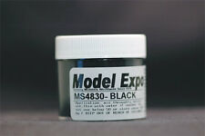 Model Shipways 1oz. Bottle -Spar Black Paint for Wood Models & Historic Ships