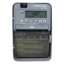 Intermatic IDIGITAL — 24-Hour Digital Time Switch MODEL DT104