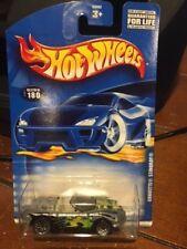 2001 Hot Wheels Corvette Stingray #180
