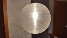 Doria Eisglas Kugellampe Hängelampe Big ball lamp
