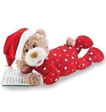 New Avon Nathaniel The Story Time Bear Tells Twas the Night Before Christmas Nip