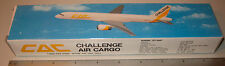 Long-Prosper Challenge Air Cargo Boeing 757-200F Desk Model New 1/200 scale