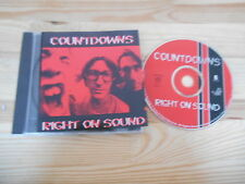 CD POP rovescia-Right on sound (11) canzone Epitaph Europe
