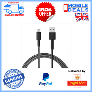 3 m Fast Unbreakable Charging Cable Charger Black For iPhone 5 6 7 8 X XR XS 11