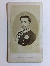Victorian Carte De Visite CDV Photo Royalty: King Amadeo of Spain: Duke of Aosta