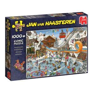 Jan Van Haasteren The Winter Games 1000 pcs 19065