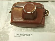 KIEV Camera EverReady Carrying Case Original with strap also fits CONTAX CAMERA