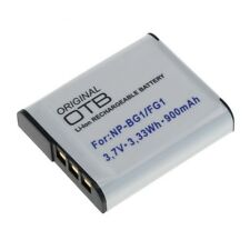 Ersatzakku Akku mit 900mAh für Sony Cybershot DSC-W55 / DSC-W80