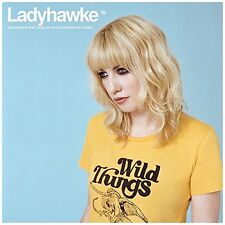 Wild Things - Ladyhawke (CD Digipak w/Free Download, 2016, Mid Century Records)