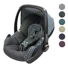 BAMBINIWELT Ersatzbezug für die Babyschale Maxi-Cosi PEBBLE STERNE