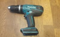 QUALITY MAKITA HP457D 18V CORDLESS HAMMER DRILL BODY ONLY BARE UNIT.