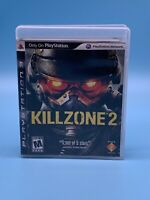 Killzone 2 (Complete with Manual) Sony PlayStation 3, 2009 Tested / Working