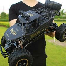 Midnight Black 2.4Ghz Remote Control 4WD High Speed Monster Truck
