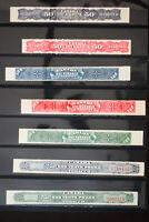 Canada 14 Tobacco Revenue Stamps
