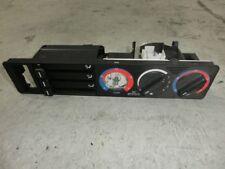 Bedienteil Klimaanlage Lüftung Heizung 8351651 BMW E34