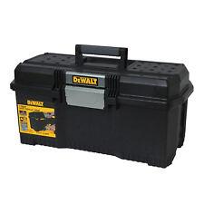 DEWALT TOOL BOX 24 In 1 Latch Touch Garage Cabinet Storage Organizer Chest Case