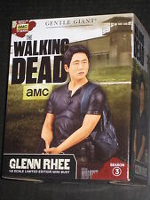 THE WALKING DEAD LIMITED EDITION GLENN RHEE STATUE BUST FIGURE GENTLE GIANT RARE
