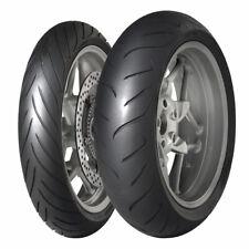 Dunlop Sportmax Roadsmart 2 120/70 ZR17 (58W) & 180/55 ZR17 (73W) Bike Tyres