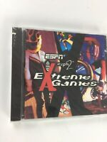 ESPN 2 X Games Extreme PC 1995 CD ROM GAME Skateboard Bike In Line Skates New
