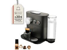 Cafetera de cápsulas - Nespresso® De Longhi EN350.G EXPERT, Negro